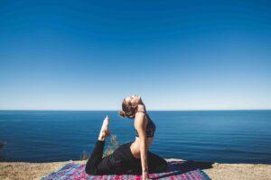 yoga per cambio di stagione