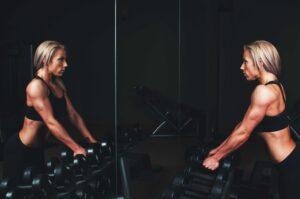 massa muscolare donne